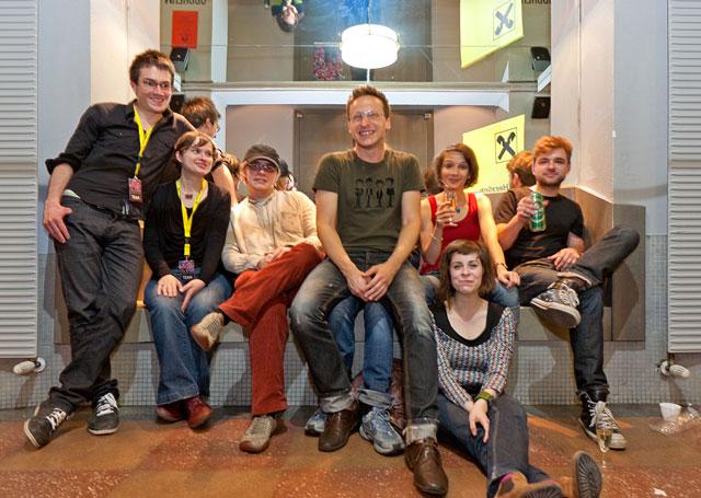 Jazzwerkstatt 2012 Gruppenfoto